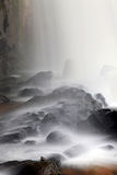Waterfall closeup Royalty Free Stock Photography