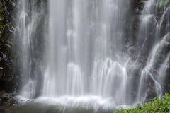 Waterfall closeup Royalty Free Stock Photo