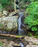 Waterfall at Cloudland Canyon State Park Royalty Free Stock Photos