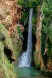 Waterfall. Cola de Caballo. Piedra river. Spain Royalty Free Stock Photography