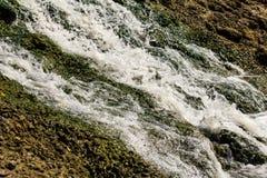 Waterfall concrete Stock Image
