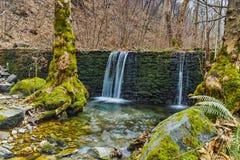 Waterfall on Crazy Mary River, Belasitsa Mountain, Bulgaria Stock Photography
