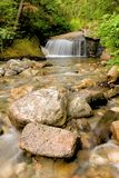 Waterfall creek Royalty Free Stock Images