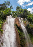 Waterfall Cuba Royalty Free Stock Photography