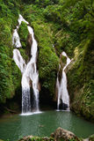 Waterfall in Cuba Stock Photography