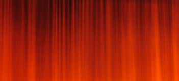 Waterfall curtain Stock Images