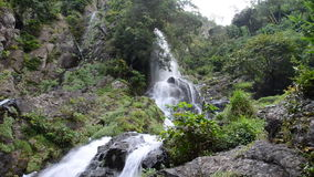 Waterfall in deep forest, Saraburi Thailand. Kroedok waterfall in deep forest, Saraburi Thailand stock video