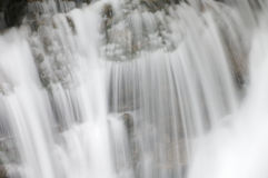 Waterfall detail Royalty Free Stock Images