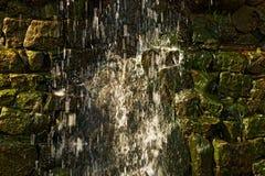 Waterfall detail Stock Image