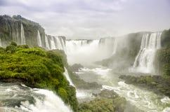Waterfall -Devil s Throat Royalty Free Stock Photos