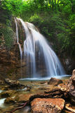 Waterfall Djur-Djur Royalty Free Stock Photo