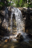 Waterfall 2. Dreamy waterfall in the australien mountains Royalty Free Stock Photos