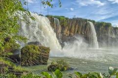 Waterfall Dry Nur Stock Photo