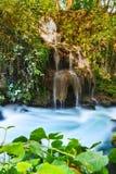 Waterfall Duden at Antalya Turkey Royalty Free Stock Photo