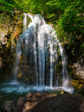 Waterfall Dzhur-dzhur Stock Photos