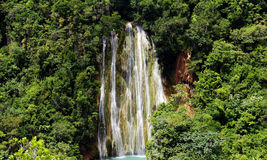 Waterfall El-Limon Royalty Free Stock Photo