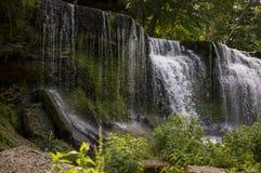 Waterfall in Estonia. Waterfall in North-Estonia beautiful nature Stock Photo