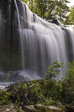 Waterfall in Estonia. Wtaerfall in north-Estonias beautiful nature Royalty Free Stock Photography