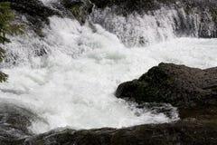 Waterfall fall waterfalls water white Royalty Free Stock Image