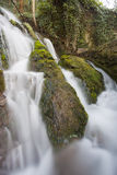 Waterfall - flowing water Stock Photos