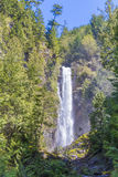 Waterfall in the forest. A Waterfall in the forest in BC Canada Stock Photography