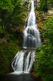 Waterfall in France Stock Image