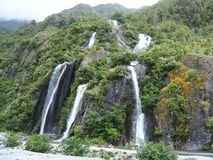 Waterfall Frans Joseph Stock Photo