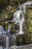 Waterfall in Frudalen Stock Image