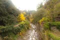 Waterfall,Georgia Royalty Free Stock Image