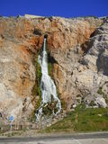 Waterfall in Gibraltar Stock Photography