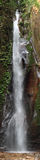 Waterfall in the Gombe forest, Tanzania Stock Photos
