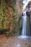 Waterfall in Gorge du Dades Royalty Free Stock Images