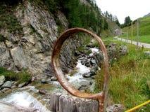 Waterfall. The Great shot, beautiful wartefall royalty free stock photography