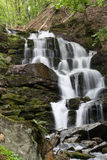 Waterfall Guk. On the Carpatian mountaince royalty free stock photography