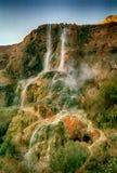 Waterfall, Hammamat Ma`in, Jordan Stock Photography