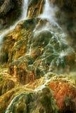 Waterfall, Hammamat Ma`in, Jordan Royalty Free Stock Image