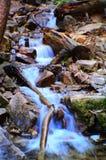 Waterfall at Hanging Lake Royalty Free Stock Photo
