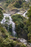 Waterfall in Himalayas Stock Image