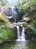 Waterfall in himalayas Stock Photos