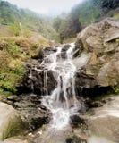 Waterfall in himalayas Royalty Free Stock Image