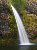 Waterfall - Horsetail Falls Royalty Free Stock Image