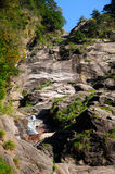 Waterfall on Huangshan Royalty Free Stock Photo