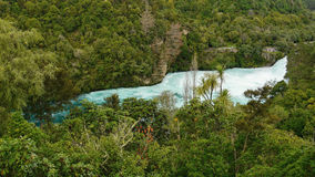 Waterfall Huka Falls Royalty Free Stock Photo
