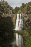 Waterfall at Hunua Ranges Stock Images