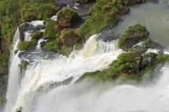Waterfall Iguacu Stock Images