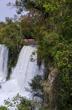 Waterfall Iguacu Royalty Free Stock Photography