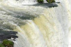 Waterfall Iguacu Stock Image