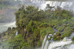 Waterfall Iguacu Royalty Free Stock Images