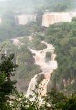 Waterfall at Iguassu Falls Stock Photography