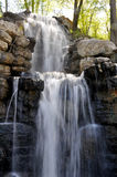 Waterfall. An image of  a water fall Stock Photography
